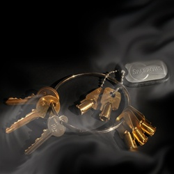 SPARROWS FIRE SERVICE ELEVATOR KEY SET