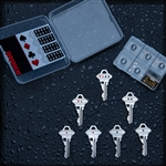SPARROWS Master Key Set