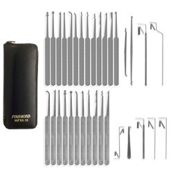 master lock pick set